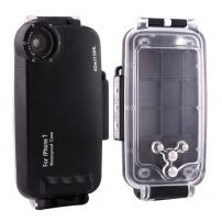 HAWEEL vízálló tok 40m mélységre iPhone 8 / 7 készülékekre - fekete