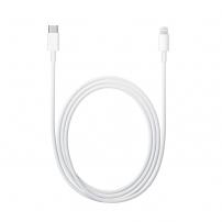 USB-C Lightning szinchronizációs és töltő kábel - 2m - fehér