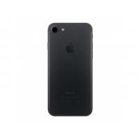 Hátsó pót fedél Apple iPhone 7 készülékre - fekete