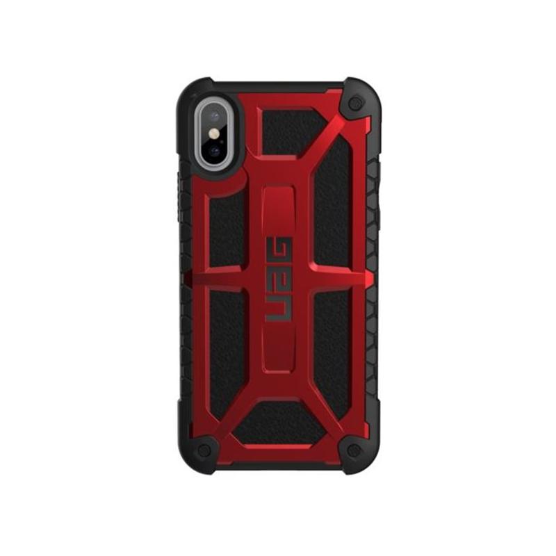 UAG Monarch extrém tartós tok Apple iPhone XS   iPhone X készülékre -  bíborpiros ... 09505786b0