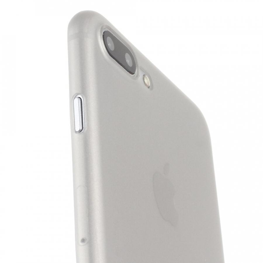 1988edc9c7 ... Ultravékony 0.3 mm matt tok - Apple iPhone 8 Plus / 7 Plus - szürke