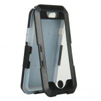 IPX8 vízálló tok 5in1 - Apple iPhone 8 / 7 - fekete