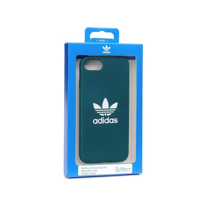 685b98a1 ADIDAS Originals Moulded Case Adicolor tok iPhone 6 / 6S / 7 / 8 - zöld