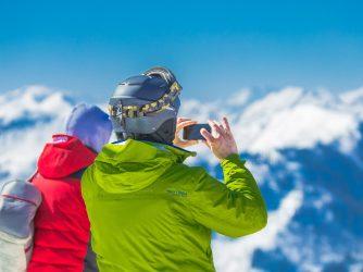 Jedeme na hory s iPhonem, jak nám pomůže?