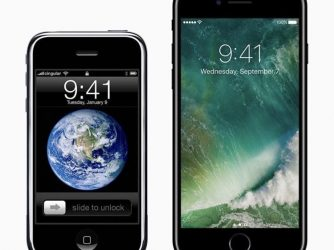 TECH ZONE: Jak šel čas od prvního iPhonu do iPhone 7 (1. díl)