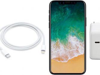 iPhone 8 by měl dostat silnější USB-C nabíječku
