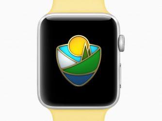 Apple oslavuje americké národní parky a ktomu přidává nové úspěchy uživatelům Apple Watch
