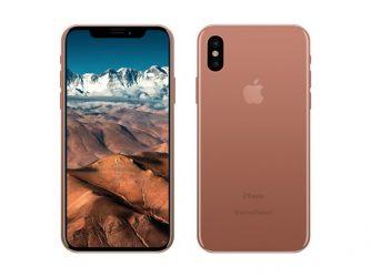 Barevné obaly na iPhone nebudou třeba. iPhone 8 přijde ve speciální zlaté