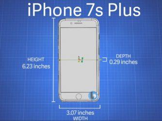 Ochranný kryt na iPhone 7s bude muset být o něco větší