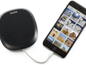 Flash disk pro iPhone Sandisk iXpand Base nabízí až 256 GB místa