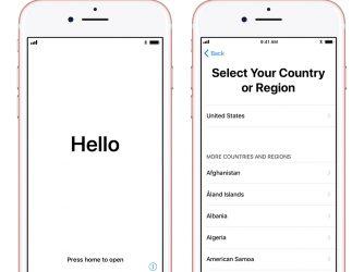 Jak nastavit nový iPhone? S iOS 11 je to hračka