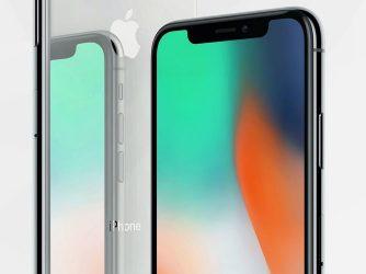 Výměna skla iPhone X vyjde hodně draho