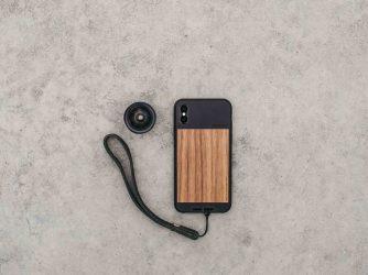 Společnost Moment představila dřevěný kryt na iPhone X