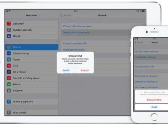 Jak odhlásit iPhone ze všech služeb a připravit k prodeji?
