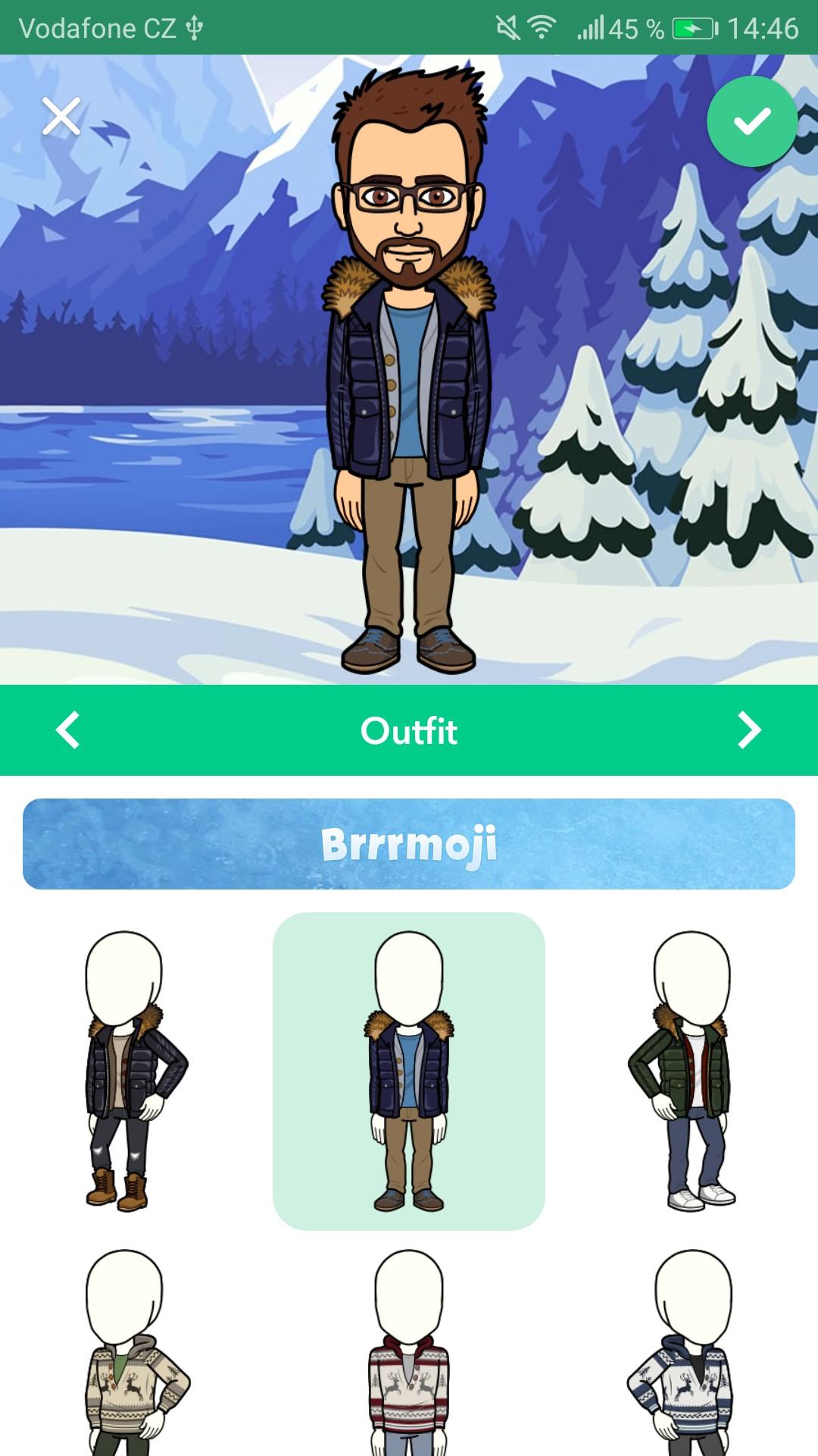 Bitmoji outfit 1