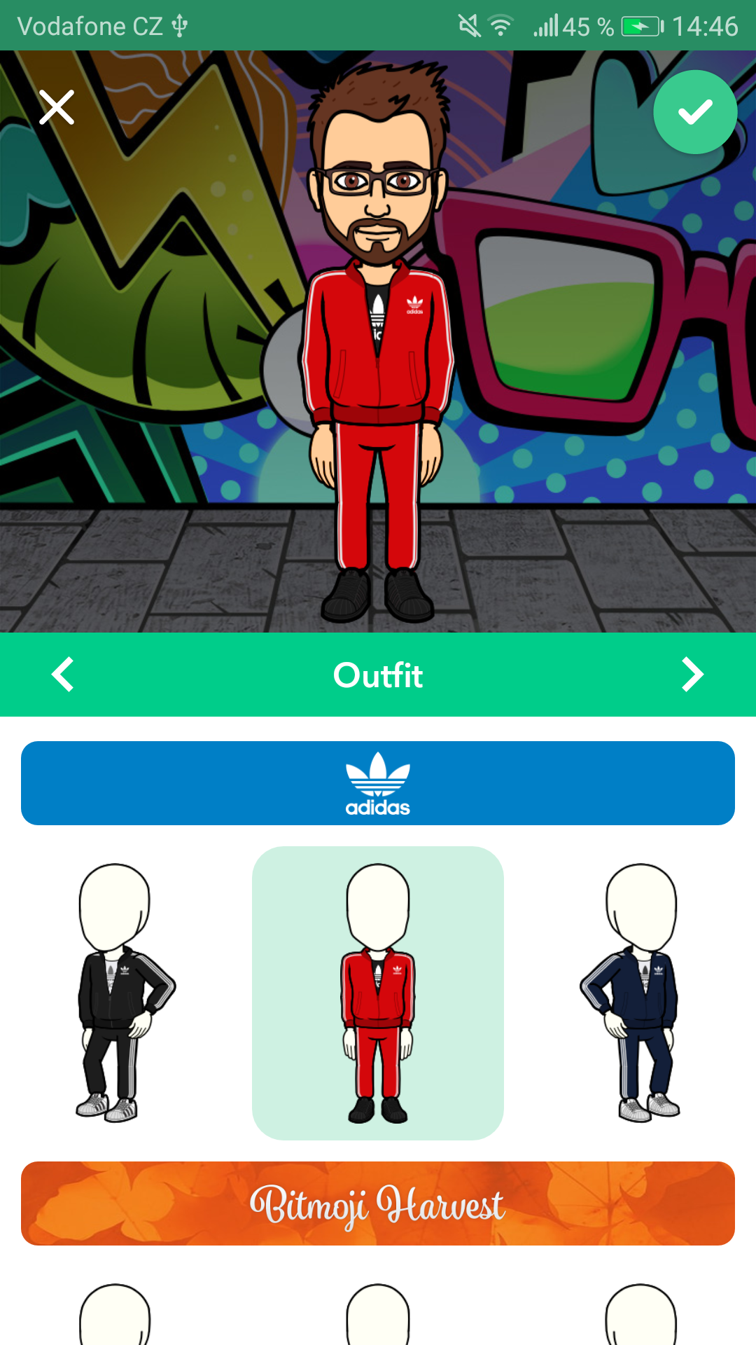 Bitmoji outfit 2