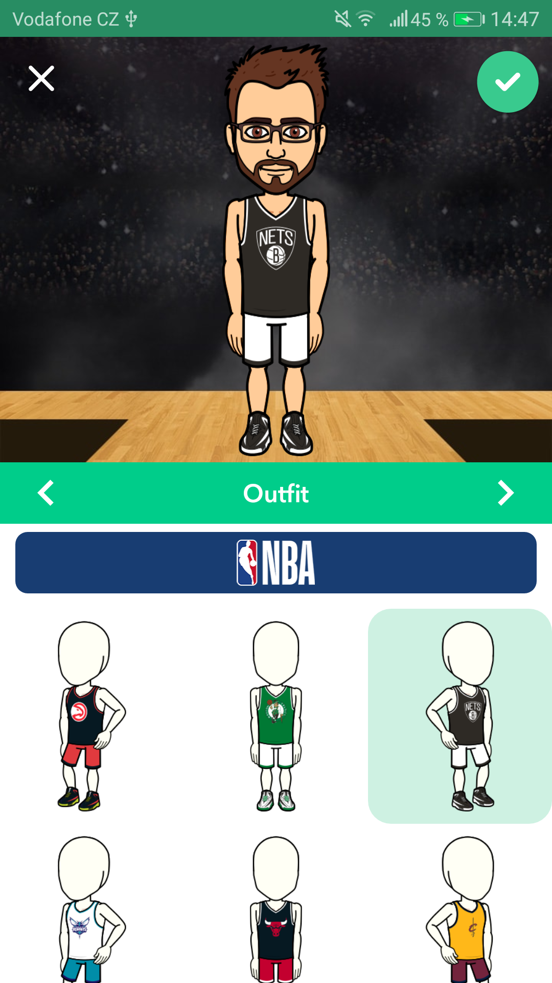 Bitmoji outfit 3