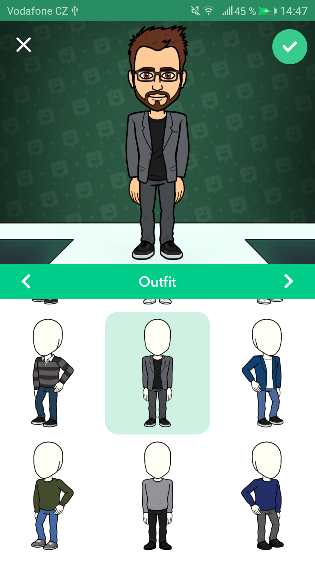Bitmoji outfit 4