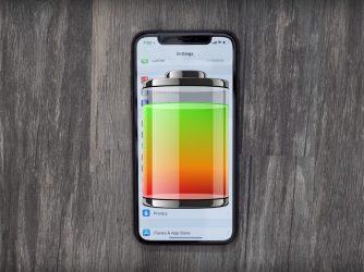 Apple integruje do iOS 11.3 funkci pro detekci stavu baterie