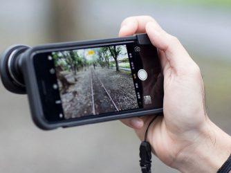 Jak správně fotit iPhonem vzákladních režimech