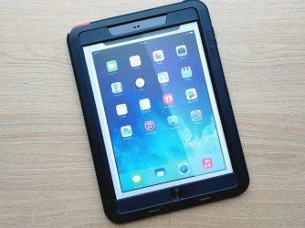 """Jobb védelmet nem találsz iPad 9.7""""-re és iPad Airre"""