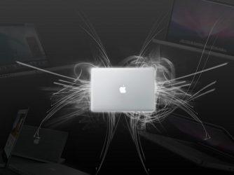 Chraňte Macbook při pádech i běžném užívání