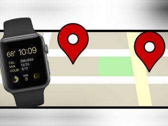 Najděte ztracené nebo ukradené Apple Watch