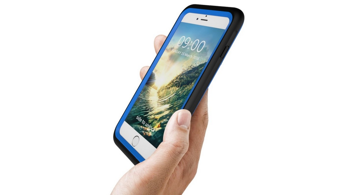 Védd az iPhone7 Plus és 8 Plus készülékedet vízálló tokkal