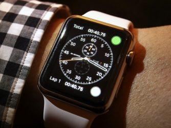 Tipy pro zrychlení zpomalených Apple Watch