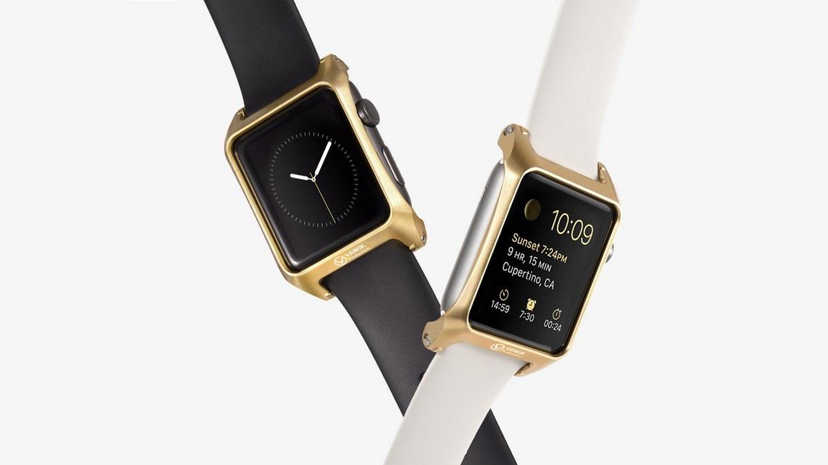Védd az Apple Watch-od speciális tokjainkkal!