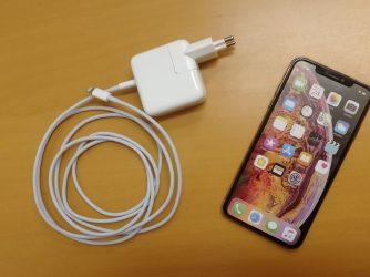 Mi az az iPhone gyorstöltés és hogyan kell használni?