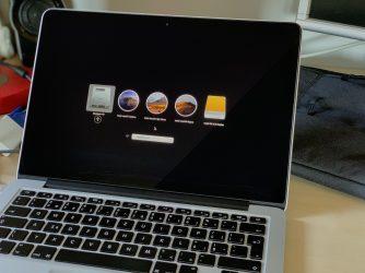 Bootovací disk pro instalaci Mac OS vám může ušetřit spoustu času