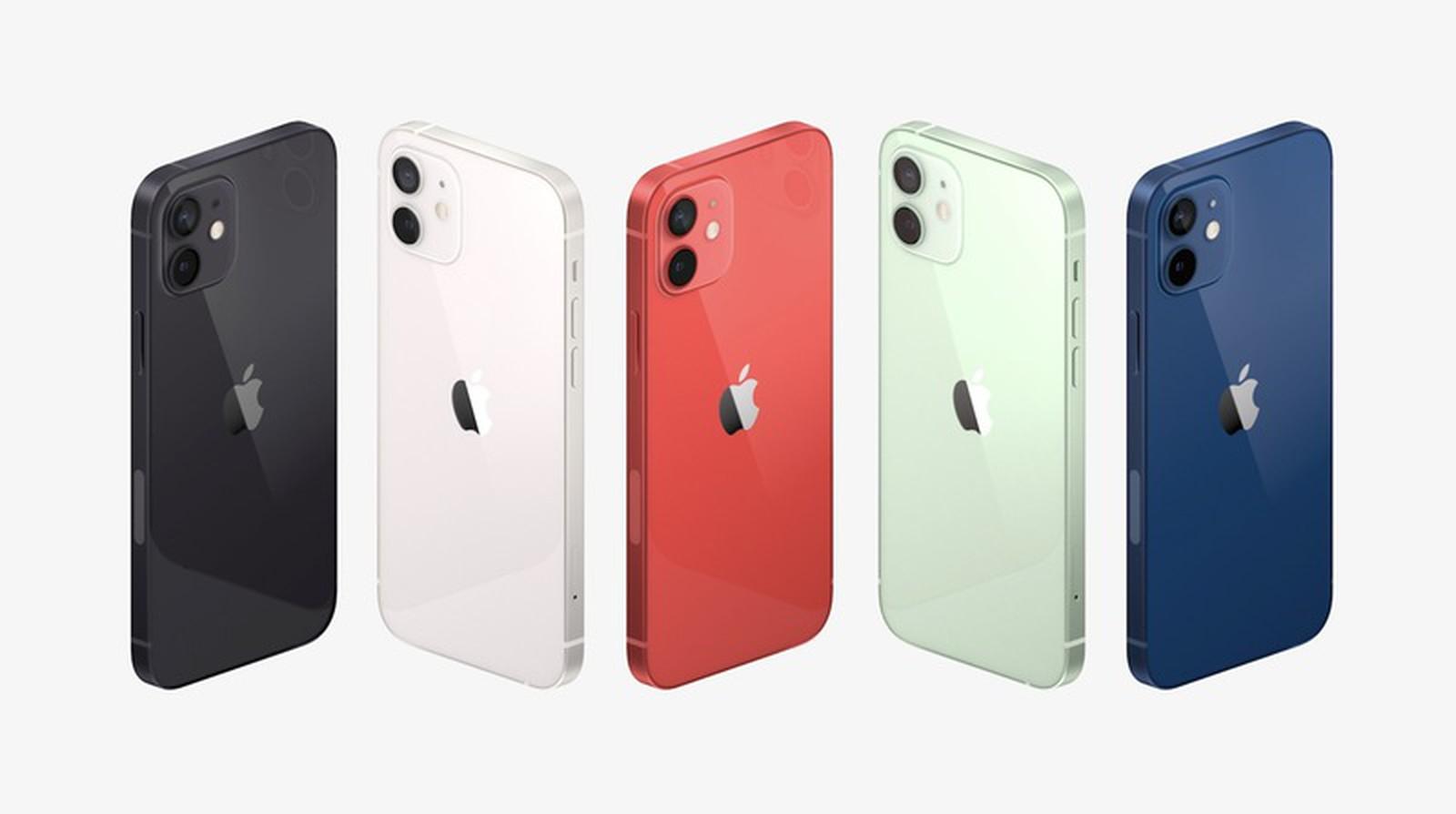 Új iPhone125G hálózat támogatásával és lekerekített élekkel
